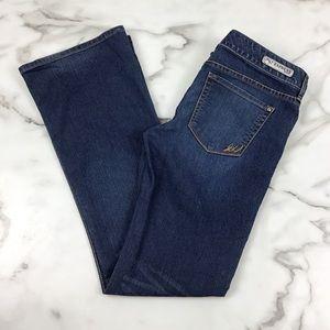 Express Boot Cut Stella Low Rise Regular Fit Jeans